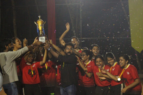 CAT Sports Day 2020 Winners Red Team